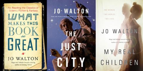 Jo Walton books
