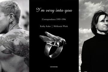 Kathy Acker, McKenzie Wark