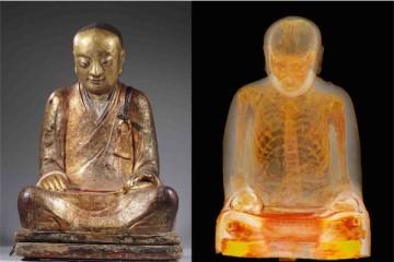 mummy, buddhism