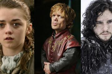 Aryan, Tyrion, Snow