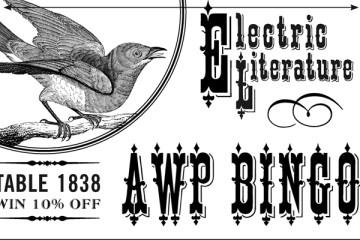 AWP bingo board
