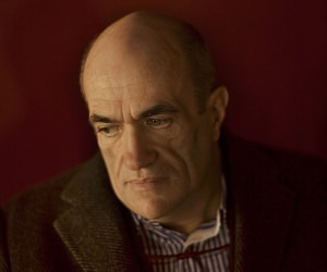 Colm Toibin.Photo by Phoebe Ling