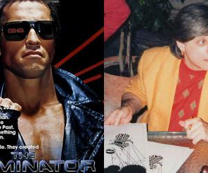 The Terminator plagiarism