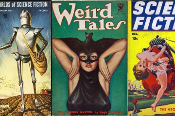 pulp fiction magazines